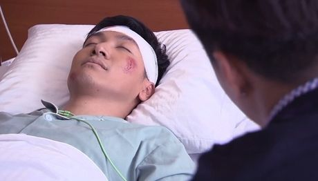 """Sen"" nhu phim Han: ""Zippo, Mu tat va Em"" de Manh Truong mat tri nho sau tai nan - Anh 1"