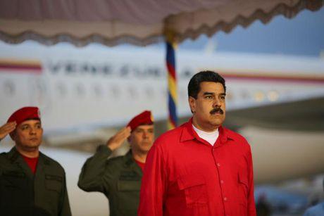 Ke hoach phe truat Tong thong Venezuela bi pha - Anh 1