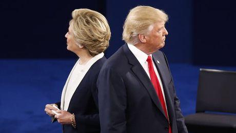 Nhung con so 'lam nen lich su' cua Donald Trump trong cuoc tranh luan cuoi - Anh 1