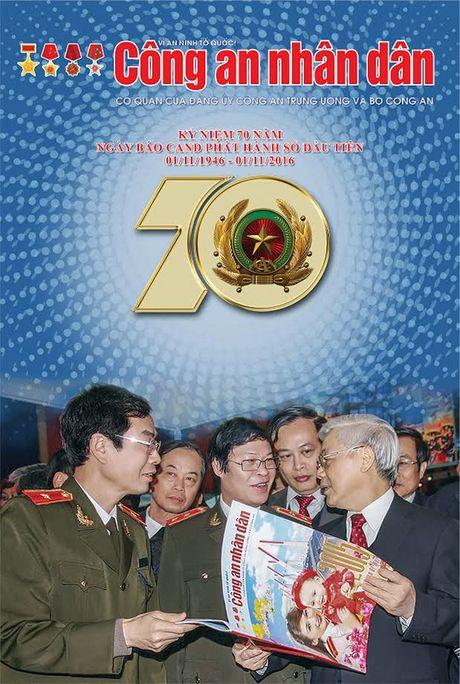 Don doc Bao Cong an Nhan dan so dac biet - Anh 1