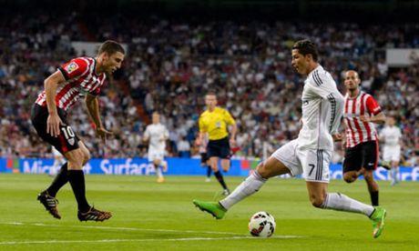 La Liga truoc vong 9: Real cho chiem lai ngoi dau - Anh 2