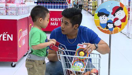 "Bui Cong Danh, Huy Luan ""do khoc do cuoi"" vi con trai - Anh 2"