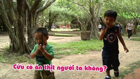 "Bui Cong Danh, Huy Luan ""do khoc do cuoi"" vi con trai - Anh 4"