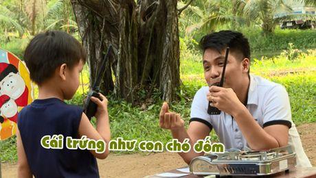 "Bui Cong Danh, Huy Luan ""do khoc do cuoi"" vi con trai - Anh 5"