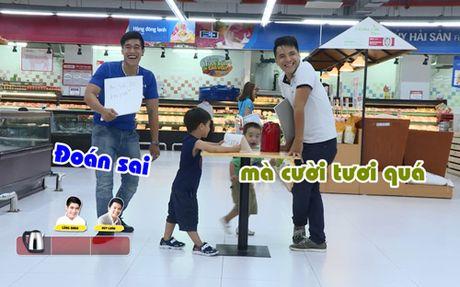 "Bui Cong Danh, Huy Luan ""do khoc do cuoi"" vi con trai - Anh 6"