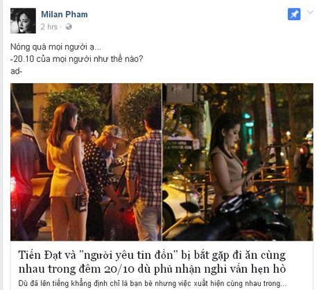 'Nguoi yeu tin don' cua rapper Tien Dat nong bong ben Huong Tram - Anh 2