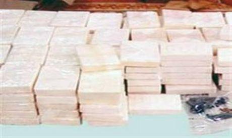 Gian nan hanh trinh bat 'ong trum' duong day buon ban 350 banh heroin - Anh 1