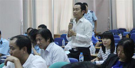Hai quan san bay Tan Son Nhat doi thoai voi doanh nghiep kinh doanh dich vu, kho bai - Anh 1