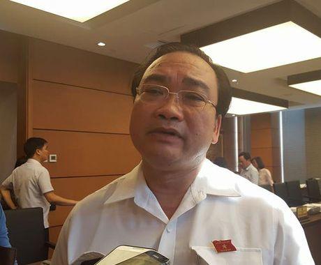 Bi thu Ha Noi len tieng ve hanh vi 'khong dung muc' cua can bo thanh tra - Anh 1