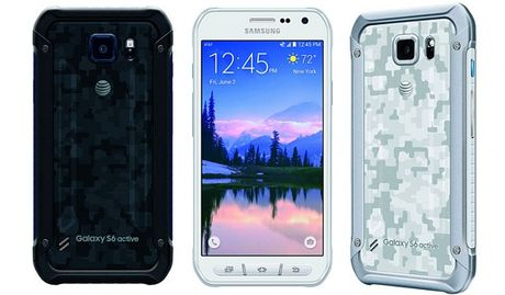 Samsung lai bi kien vi Galaxy S6 Active phat no - Anh 3