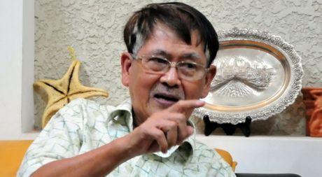 Nha van Le Van Thao da chinh thuc gia biet van dan - Anh 1