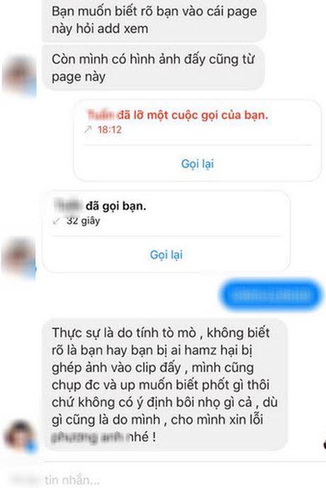 Co gai Vinh Phuc khon don vi bi nham la nhan vat trong clip sex - Anh 5