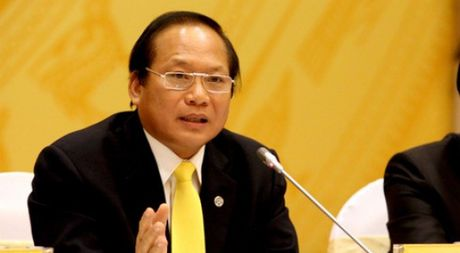 Bo truong Truong Minh Tuan: Vu nuoc mam nhiem asen 'co dau hieu cau ket bat luong' - Anh 1