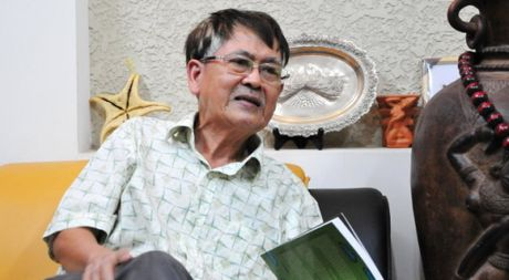 Nho Le Van Thao: Nhung ky niem kho quen - Anh 1