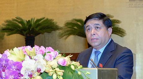 Bo truong Nguyen Chi Dung: 'Co the cho pha san cac ngan hang thuong mai yeu kem' - Anh 1