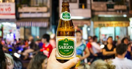Hai dai gia bia Nhat Ban 'nhom ngo' co phan Sabeco - Anh 1