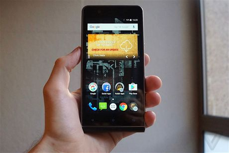 Kodak Ektra: Smartphone lai may anh, camera chong rung 6 truc - Anh 2
