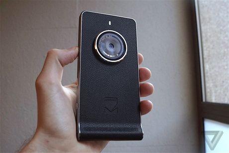 Kodak Ektra: Smartphone lai may anh, camera chong rung 6 truc - Anh 3