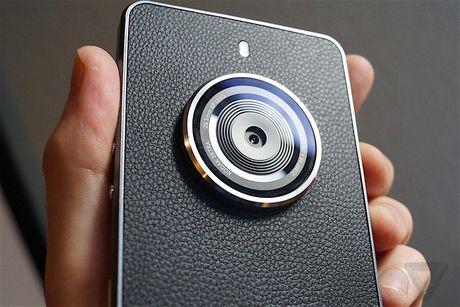 Kodak Ektra: Smartphone lai may anh, camera chong rung 6 truc - Anh 4