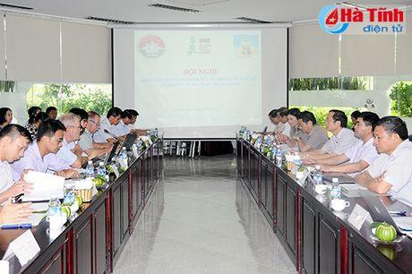 Danh gia giua ky Du an SRDP tai Ha Tinh - Quang Binh - Anh 1