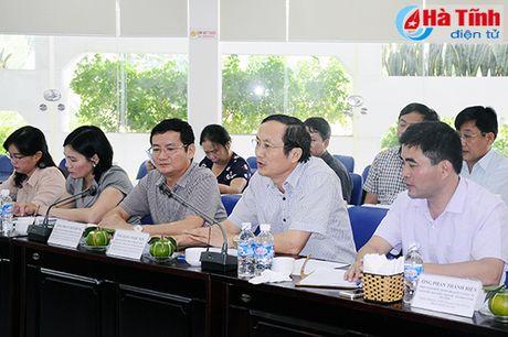 Danh gia giua ky Du an SRDP tai Ha Tinh - Quang Binh - Anh 2