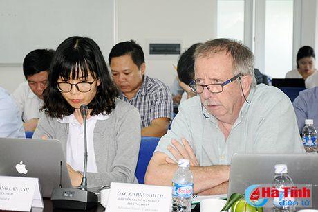 Danh gia giua ky Du an SRDP tai Ha Tinh - Quang Binh - Anh 5