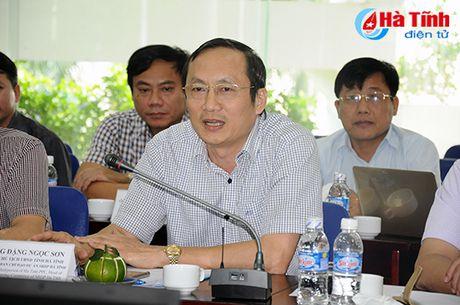 Danh gia giua ky Du an SRDP tai Ha Tinh - Quang Binh - Anh 6