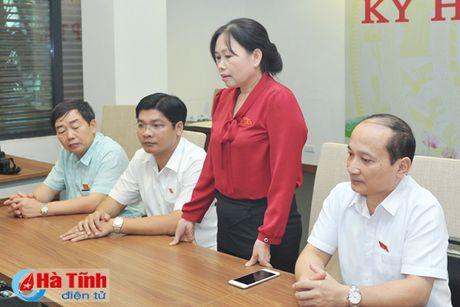 Ba Ria - Vung Tau ung ho nhan dan vung lu Ha Tinh 500 trieu dong - Anh 1