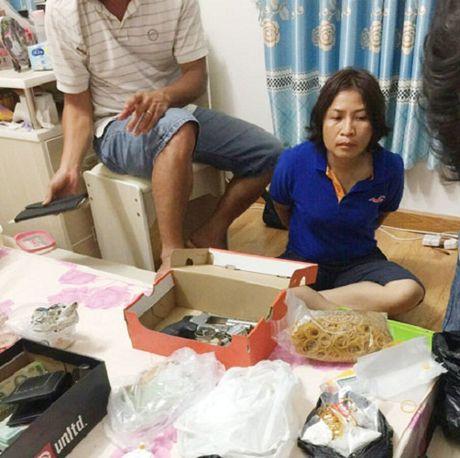 Trum ma tuy 'doi lot' doanh nhan buon heroin so luong khung - Anh 1