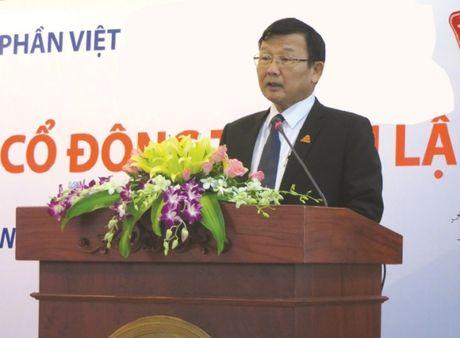"""Co phieu cua ong Van Duc Muoi: """"Khung long"""" san UpCoM - Anh 1"""