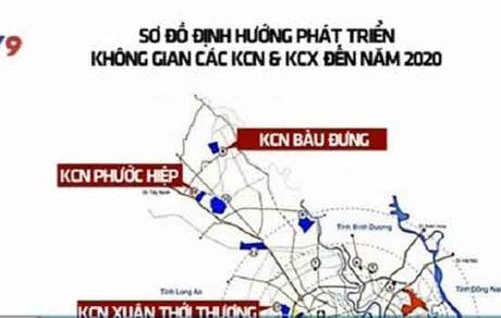 Cu Chi (TP Ho Chi Minh): Nhieu sai sot trong quy hoach xay dung - Anh 1