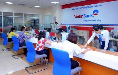 Chinh sach lai suat cho vay moi cua VietinBank: Thap nhat, tot nhat - Anh 1