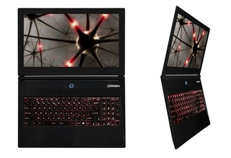 Origin PC gioi thieu laptop chuyen game sieu mong - Anh 1