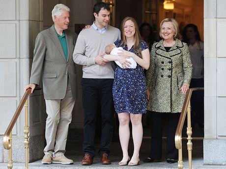 Day con cung ran nhu nguoi phu nu quyen luc Hillary Clinton - Anh 1
