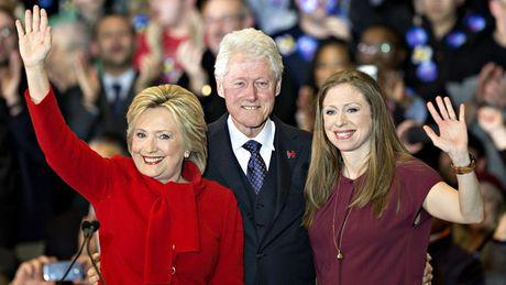 Day con cung ran nhu nguoi phu nu quyen luc Hillary Clinton - Anh 6