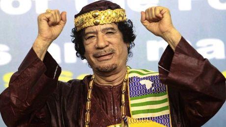 Bi an kho bau cua Gaddafi van con nguyen - Anh 1