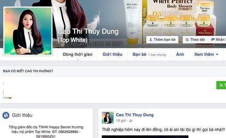 Ly do ba chu cua thuong hieu Top White co the bi khoi kien? - Anh 1