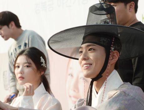 Park Bo Gum, my nam Han duy nhat dam tu choi qua cua fan - Anh 1