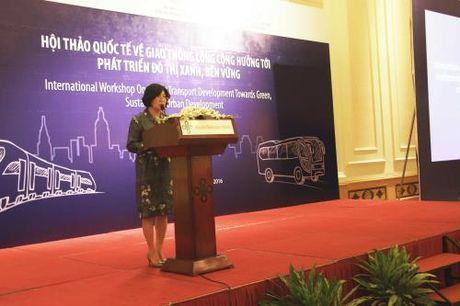 Lay van tai cong cong lam dong luc phat trien do thi - Anh 2