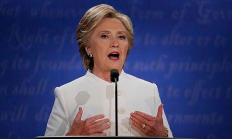 Nghi van Clinton lo tiet lo bi mat vu khi hat nhan My - Anh 1