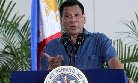Philippines chua the dien giai binh luan 'tach khoi My' - Anh 1