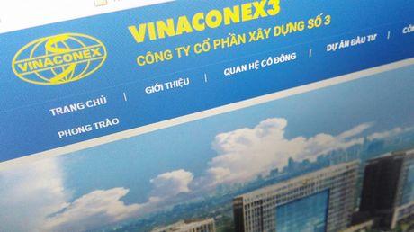 Loi nhuan quy III cua Vinaconex 3 khoi sac - Anh 1
