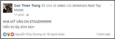 'Sieu mau My' tung teaser moi, Kha My Van len tieng xac nhan ve 3s xuat hien hut hon - Anh 5