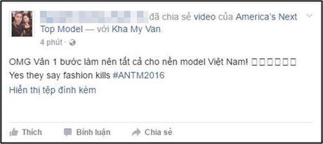 'Sieu mau My' tung teaser moi, Kha My Van len tieng xac nhan ve 3s xuat hien hut hon - Anh 7