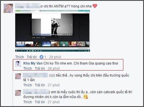'Sieu mau My' tung teaser moi, Kha My Van len tieng xac nhan ve 3s xuat hien hut hon - Anh 9