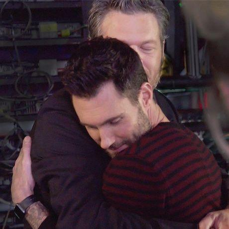 Adam Levine - Soai ca so huu loat bieu cam kho do nhat The Voice US - Anh 2