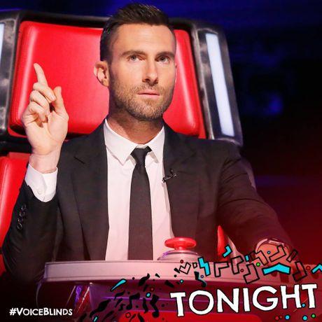 Adam Levine - Soai ca so huu loat bieu cam kho do nhat The Voice US - Anh 12