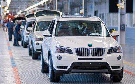BMW chuan bi san xuat sieu SUV tu X7 - Anh 1