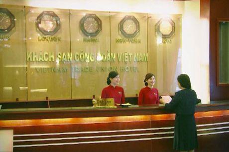 Cong ty TNHH MTV Du lich Cong doan Viet Nam: Thi dua tao dong luc cho nguoi lao dong - Anh 1