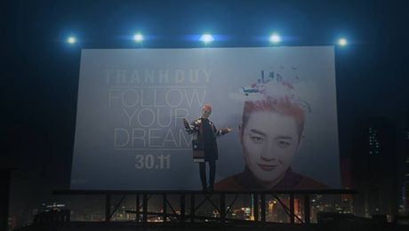 Thanh Duy tung MV 'Follow Your Dream' quy tu nhieu ngoi sao khung - Anh 10